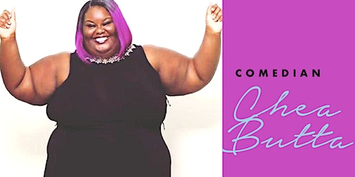 Funny In Pink presents Comedian Chea Butta