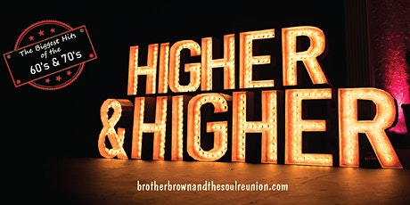 Higher & Higher tickets