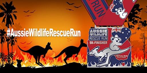 Aussie Wildlife Rescue Virtual 5k Run Walk - Spokane