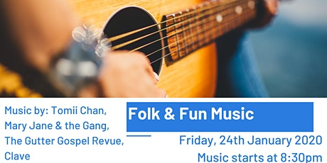 Folk & Fun Music Night tickets