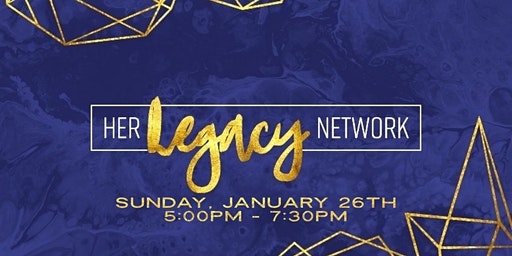 Her Legacy Network January Meeting