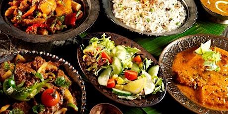 San Antonio - Foodie Adventure: India Palace tickets