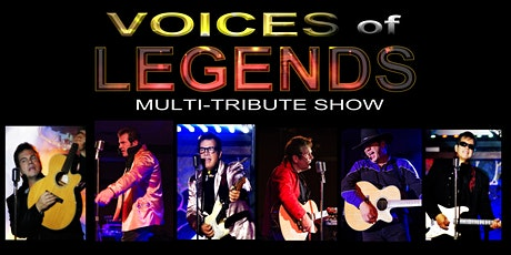 Voices of Legends FORT SASK tickets