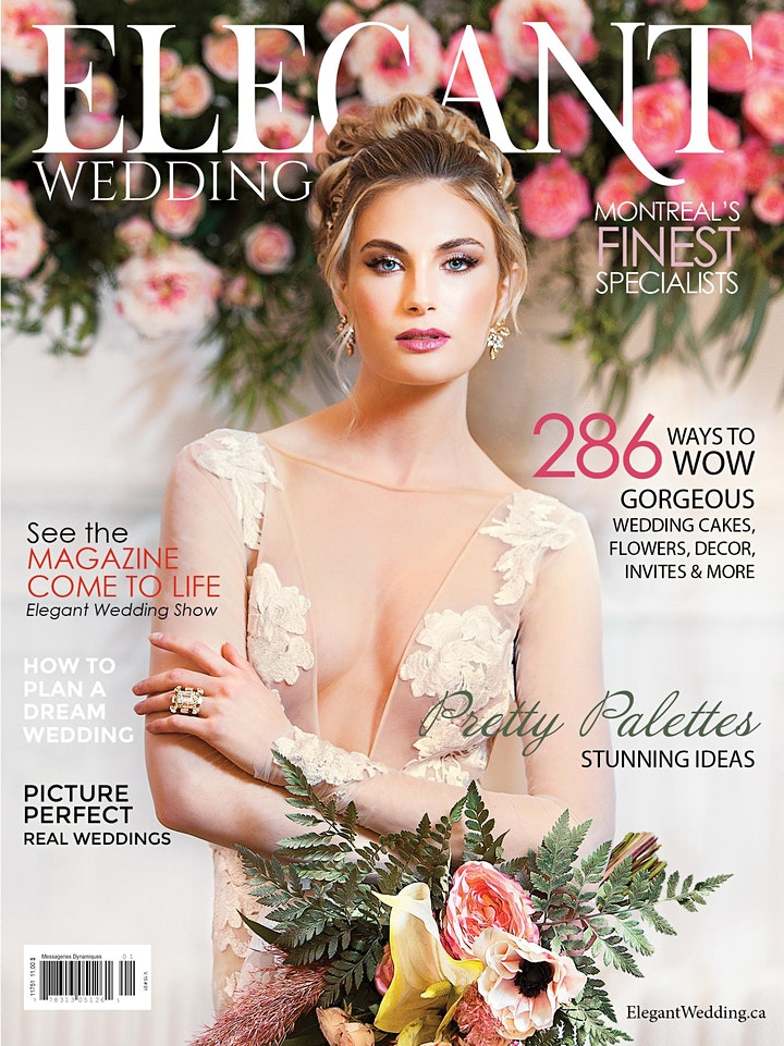 Elegant Wedding Bridal Show 2021 image