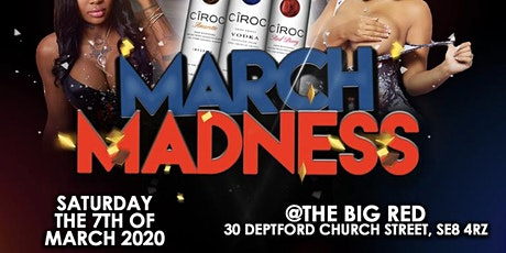 SNL LDN Presents: #MARCHMADNESS tickets