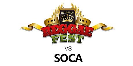 Reggae Fest Vs Soca at S.O.B's NYC *Jan 31st* tickets