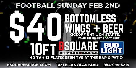 Football ShowDown at B Square tickets