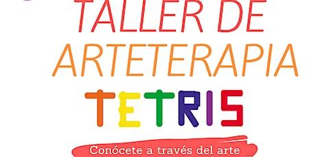 TALLER DE ARTETERAPIA entradas