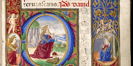'Performance, Prophecy, and Masculinity: King David and the Psalms' tickets