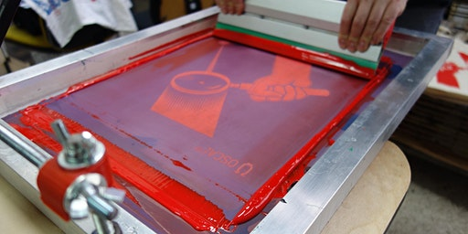 Screen Printing - A two day deep dive