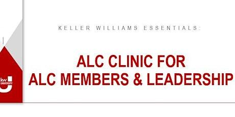 ALC Clinic w/ Georgia Alpizar tickets