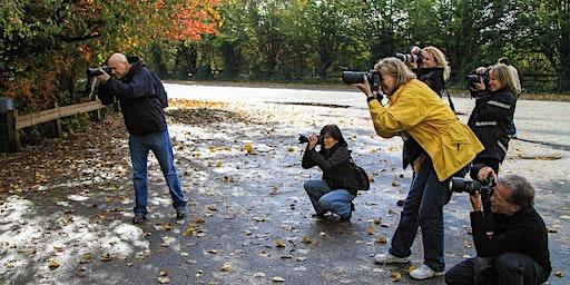 [Berlin Wall] Manual-Mode Street Photography Class for beginners