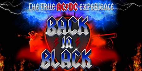BACK IN BLACK  AC/DC TRIBUTE BAND AT BUDDY BOY WINERY DUNCANNON PA tickets