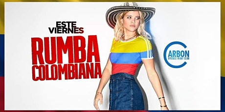 Rumba Colombiana GRATIS @ Carbon tickets