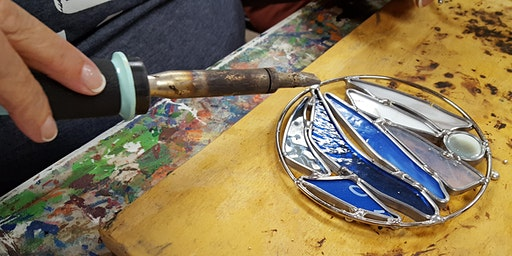 Stained Glass Expressions Workshop 3/28/2020
