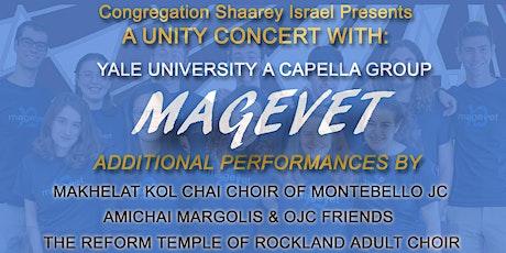 Shabbat Shira Unity Concert @ Congregation Shaarey Israel tickets