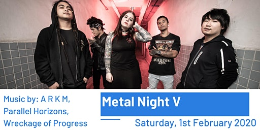 Metal Night V