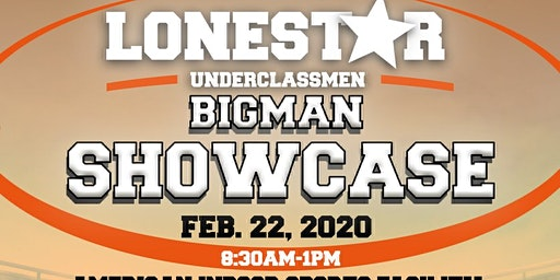 3D Sports Academy LoneStar Underclassmen BigMan Sh