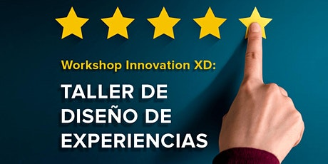 Workshop XD - Diseño de experiencias para emprendedores boletos