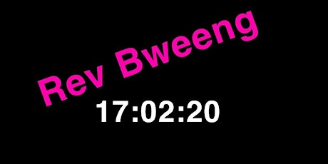 Rev Bweeng  Valentines  UV Glow Disco tickets
