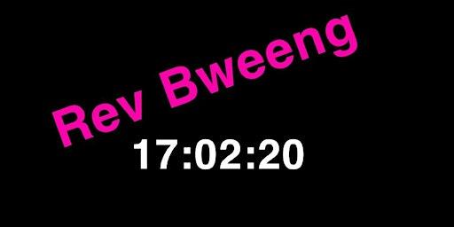 Rev Bweeng  Valentines  UV Glow Disco