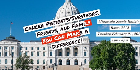 2020 Minnasota Cancer Legislative Day tickets