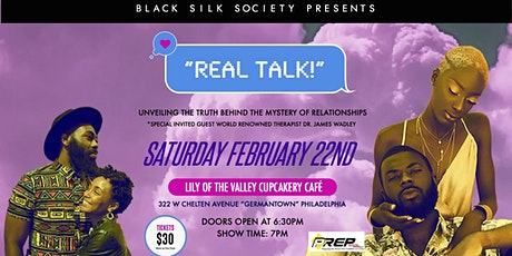 Real Talk! Unveiling the Truth Behind The Mystery of Dating and Relationships  tickets