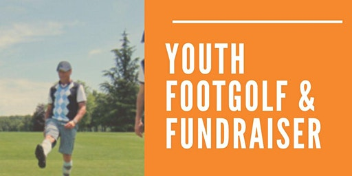 Youth FootGolf & Fundraiser