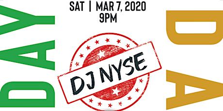 DJ NYSE Saturday Night Dance Party tickets