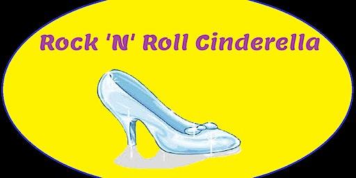 Rock 'N' Roll Cinderella - Cullingworth Pantomime (Friday)