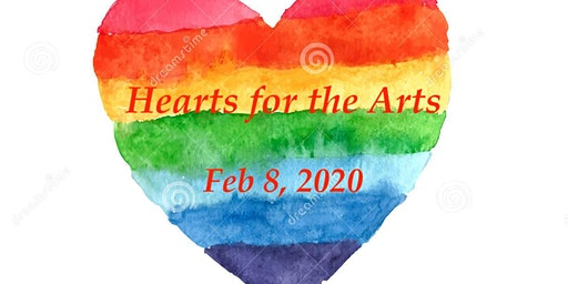 TheatreCHS Boosters - Hearts for the Arts Fundraiser & Parent Party