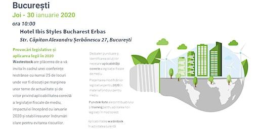 Provocările legislației fiscale de mediu în 2020 - Sesiunea 1