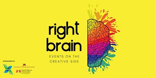 Right Brain: Open Mic Night with Instaloop