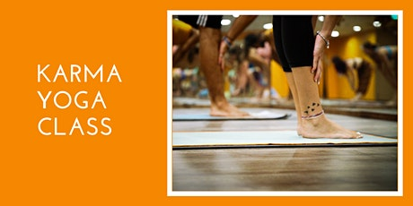 Karma Yoga Class in Support of Eating Disorders NS tickets