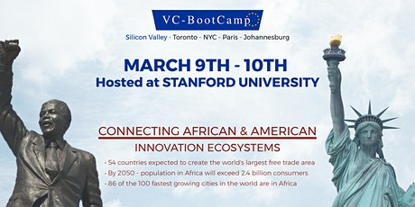 VC-BootCamp (Me2We) - Bridging African & American business ecosystems tickets