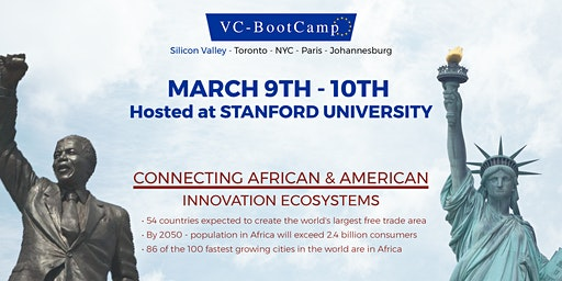 VC-BootCamp (Me2We) - Bridging African & American business ecosystems