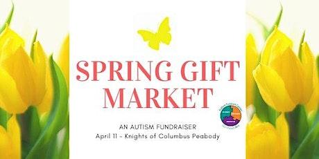 Spring Gift Market: Autism Fundraiser tickets