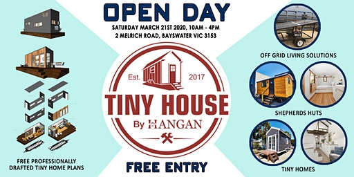 Tiny Homes Australia Open Day
