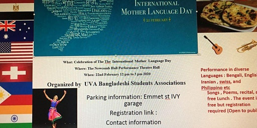 The International Mother Language Day Celebration