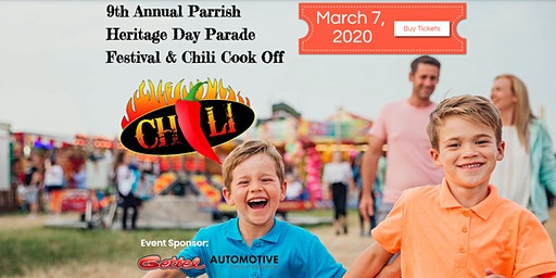 Parrish Heritage Day Parade Festival & Chili Cook Off