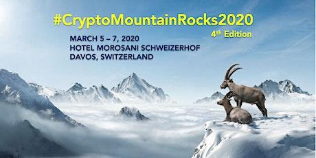 CryptoMountain Rocks Edition 4 in Davos tickets