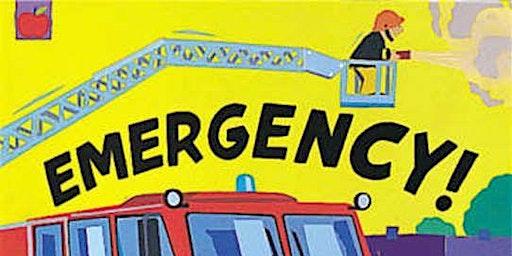 Emergency Themed Sensory Play