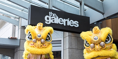 Lunar New Year at The Galeries tickets