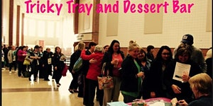 2020 Tricky Tray & Dessert Bar Hosted by The Franklin...