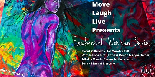 Exuberant Women Event 2 - Strong Body & Strong Heart