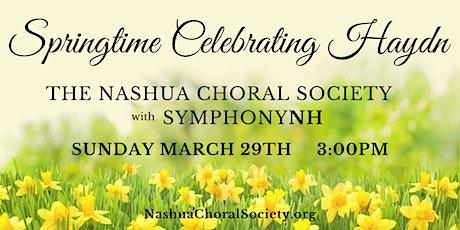 Springtime Celebrating Haydn tickets