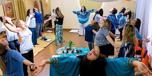"""Workshop """"Despertar Feminino"""" & Círculo de mulheres de Meditação com Sri Devi"""