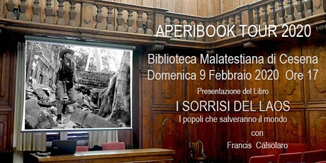 """Biblioteca Malatestiana Presenta """"I sorrisi del Laos"""" biglietti"""