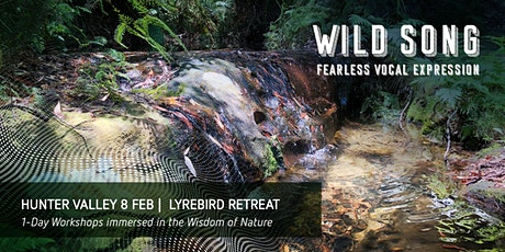 Wild Song –Fearless Vocal Expression | Hunter Valley tickets