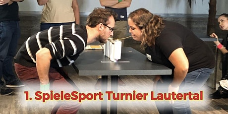 1. SpieleSport Turnier Lautertal Tickets